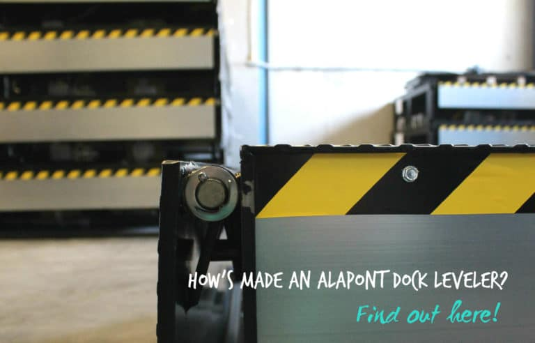 How's made an Alapont Dock leveler? Find out here!